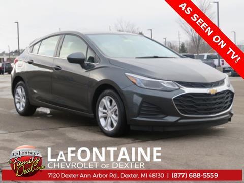 2019 Chevrolet Cruze for sale in Dexter, MI