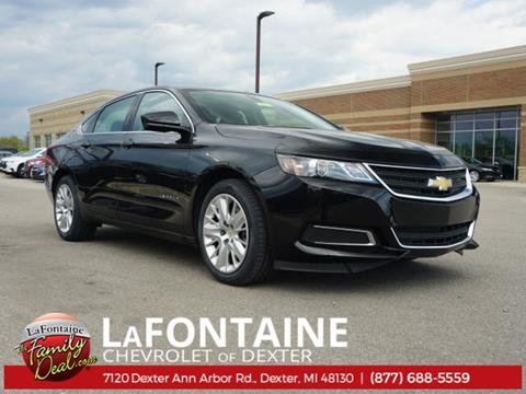 2019 Chevrolet Impala for sale in Dexter, MI