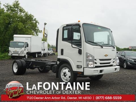 2019 Chevrolet 4500 LCF for sale in Dexter, MI