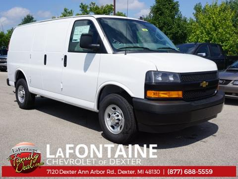 2019 Chevrolet Express Cargo for sale in Dexter, MI