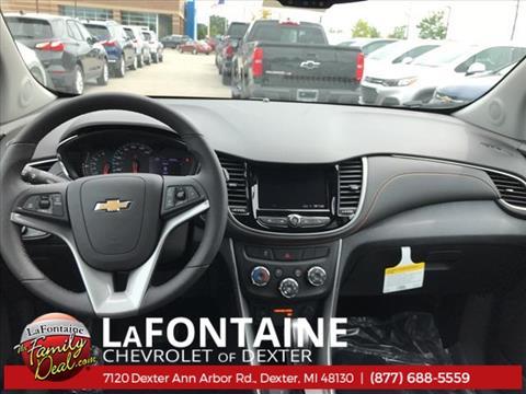 2020 Chevrolet Trax for sale in Dexter, MI