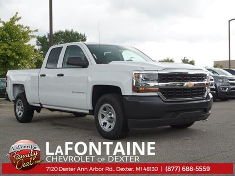 2019 Chevrolet Silverado 1500 LD for sale in Dexter, MI