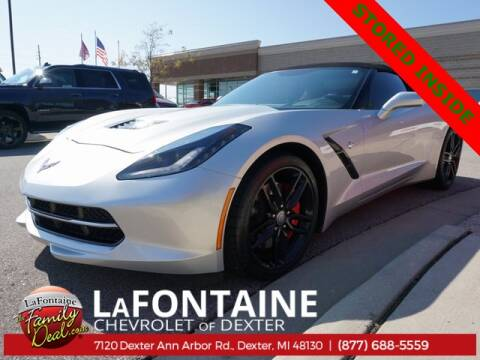 Used Corvettes For Sale In Michigan >> Used 2015 Chevrolet Corvette For Sale In Michigan