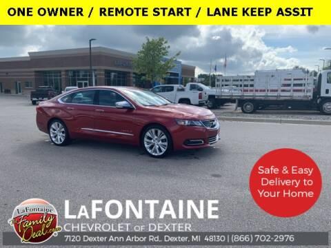 Used 2014 Chevrolet Impala For Sale in Michigan - Carsforsale.com®