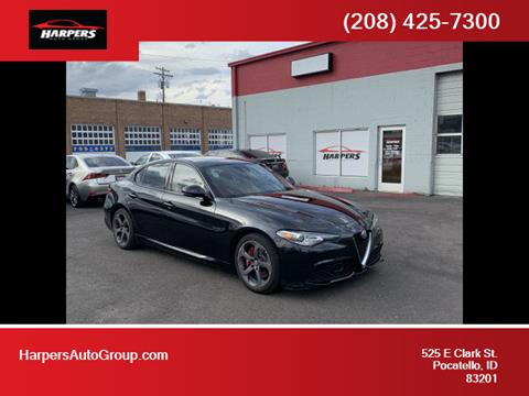 2017 Alfa Romeo Giulia for sale in Pocatello, ID