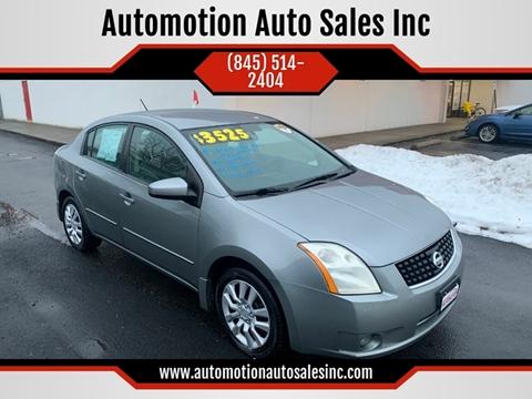 2009 Nissan Sentra for sale in Kingston, NY