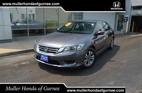2015 Honda Accord for sale in Gurnee, IL