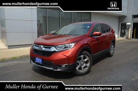 2019 Honda CR-V for sale in Gurnee, IL