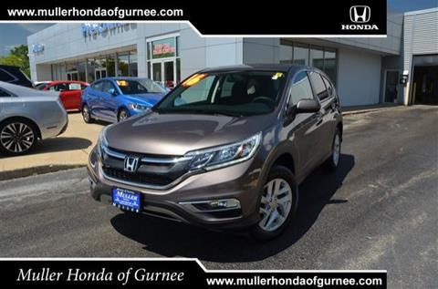 2016 Honda CR-V for sale in Gurnee, IL