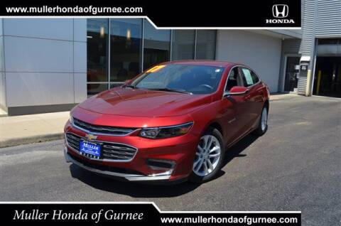 2017 Chevrolet Malibu for sale at RDM CAR BUYING EXPERIENCE in Gurnee IL