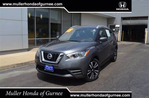 2018 Nissan Kicks for sale at RDM CAR BUYING EXPERIENCE in Gurnee IL