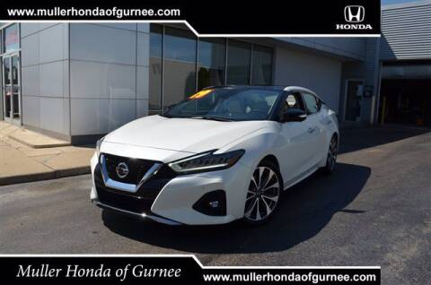 2019 Nissan Maxima for sale at RDM CAR BUYING EXPERIENCE in Gurnee IL