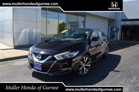2017 Nissan Maxima for sale at RDM CAR BUYING EXPERIENCE in Gurnee IL