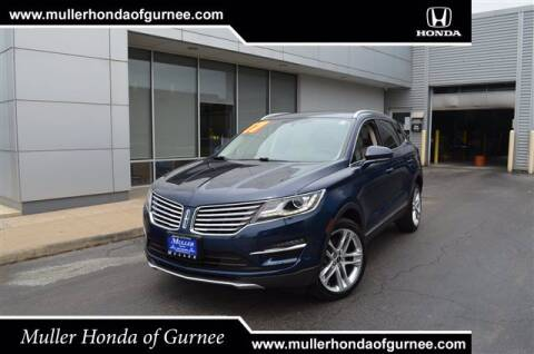 2017 Lincoln MKC for sale at RDM CAR BUYING EXPERIENCE in Gurnee IL