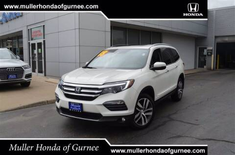 2018 Honda Pilot for sale at RDM CAR BUYING EXPERIENCE in Gurnee IL
