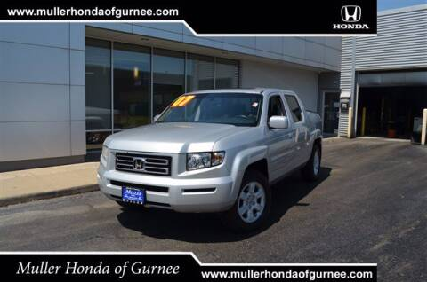 2007 Honda Ridgeline for sale at RDM CAR BUYING EXPERIENCE in Gurnee IL