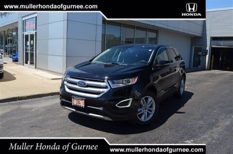 2018 Ford Edge for sale at RDM CAR BUYING EXPERIENCE in Gurnee IL