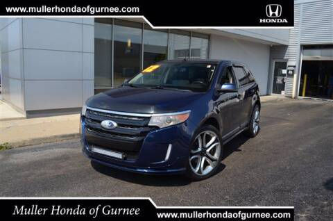 2012 Ford Edge for sale at RDM CAR BUYING EXPERIENCE in Gurnee IL