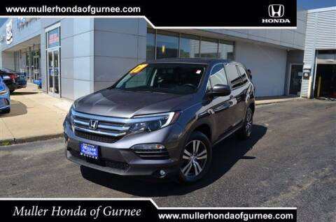 2017 Honda Pilot for sale at RDM CAR BUYING EXPERIENCE in Gurnee IL