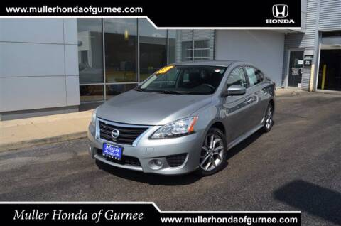 2013 Nissan Sentra for sale at RDM CAR BUYING EXPERIENCE in Gurnee IL