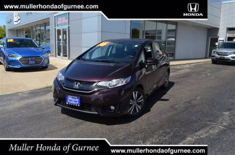 2016 Honda Fit for sale at RDM CAR BUYING EXPERIENCE in Gurnee IL