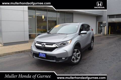 2018 Honda CR-V for sale at RDM CAR BUYING EXPERIENCE in Gurnee IL