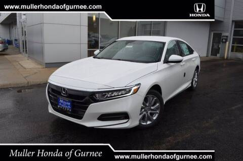 2020 Honda Accord for sale at RDM CAR BUYING EXPERIENCE in Gurnee IL