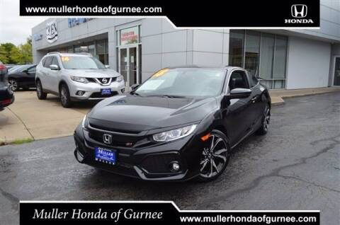 2018 Honda Civic for sale at RDM CAR BUYING EXPERIENCE in Gurnee IL