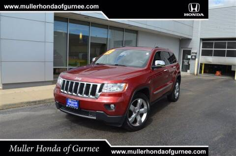 2013 Jeep Grand Cherokee for sale at RDM CAR BUYING EXPERIENCE in Gurnee IL