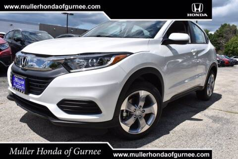 2020 Honda HR-V for sale at RDM CAR BUYING EXPERIENCE in Gurnee IL
