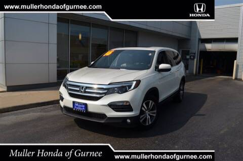 2016 Honda Pilot for sale at RDM CAR BUYING EXPERIENCE in Gurnee IL