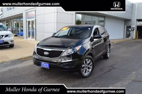 2016 Kia Sportage for sale at RDM CAR BUYING EXPERIENCE in Gurnee IL