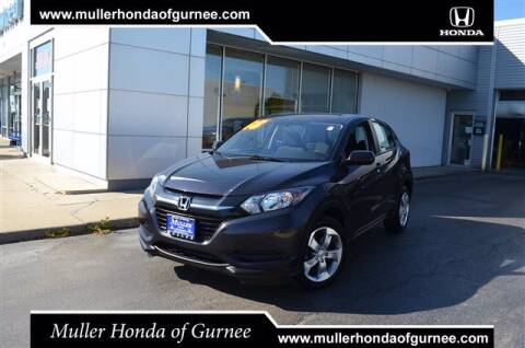 2018 Honda HR-V for sale at RDM CAR BUYING EXPERIENCE in Gurnee IL