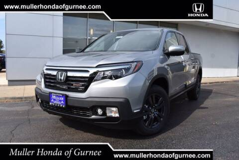 2020 Honda Ridgeline for sale at RDM CAR BUYING EXPERIENCE in Gurnee IL