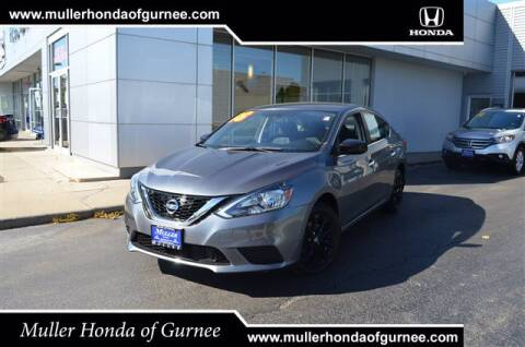 2018 Nissan Sentra for sale at RDM CAR BUYING EXPERIENCE in Gurnee IL