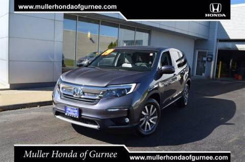 2019 Honda Pilot for sale at RDM CAR BUYING EXPERIENCE in Gurnee IL