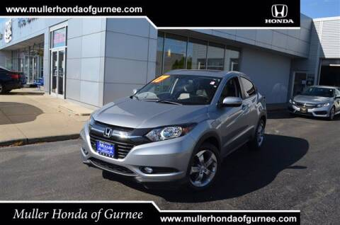2017 Honda HR-V for sale at RDM CAR BUYING EXPERIENCE in Gurnee IL