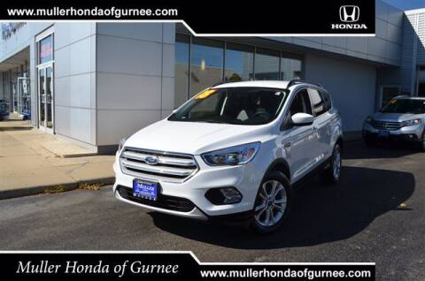 2018 Ford Escape for sale at RDM CAR BUYING EXPERIENCE in Gurnee IL