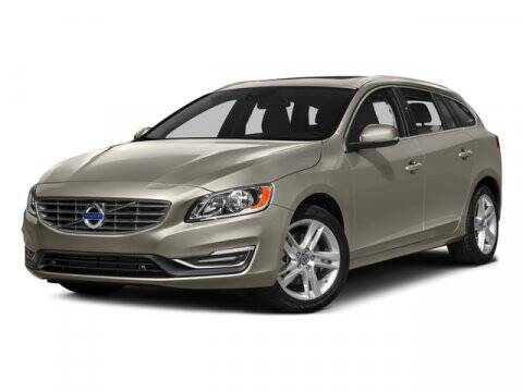 2016 Volvo V60 for sale at RDM CAR BUYING EXPERIENCE in Gurnee IL