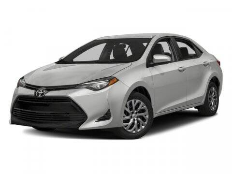 2017 Toyota Corolla for sale at RDM CAR BUYING EXPERIENCE in Gurnee IL