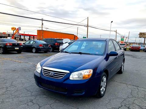 2007 Kia Spectra EX for sale at AZ AUTO in Carlisle PA