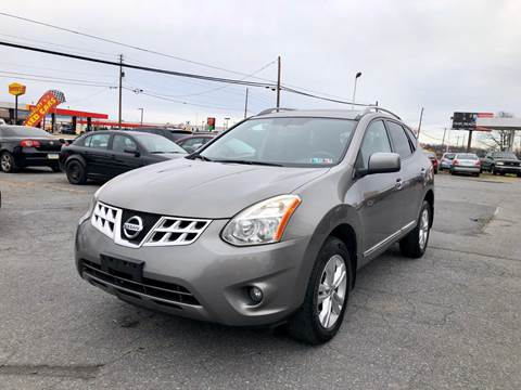 2012 Nissan Rogue SV for sale at AZ AUTO in Carlisle PA