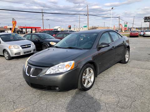 2007 Pontiac G6 for sale at AZ AUTO in Carlisle PA