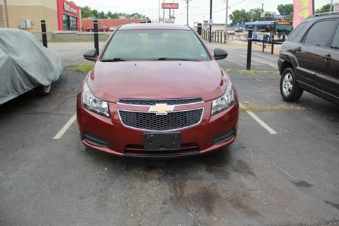 2012 Chevrolet Cruze for sale in Saint Louis, MO
