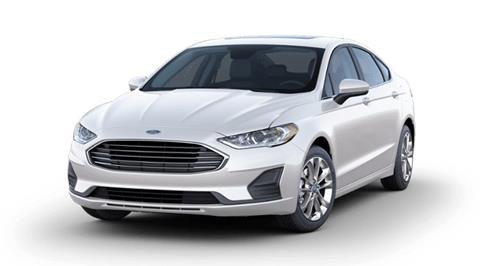 2019 Ford Fusion for sale in Ahoskie, NC