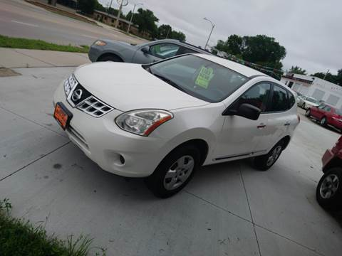2013 Nissan Rogue SV w/SL Package for sale at Jubba Auto Sales in Grand Island NE
