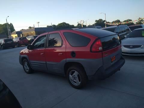 2001 Pontiac Aztek for sale in Grand Island, NE