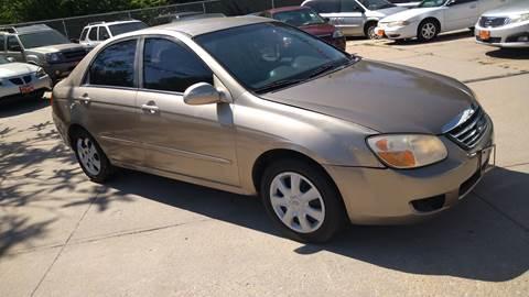 2007 Kia Spectra EX for sale at Jubba Auto Sales in Grand Island NE
