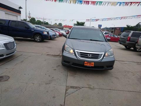2009 Honda Odyssey EX-L for sale at Jubba Auto Sales in Grand Island NE