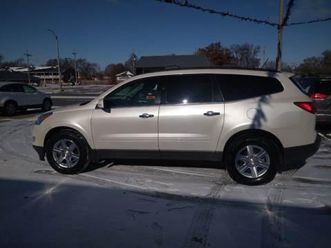 2012 Chevrolet Traverse LT for sale at Jubba Auto Sales in Grand Island NE